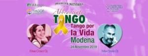 tango por la vida - cover