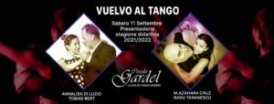 maestri di tango del circolo gardel